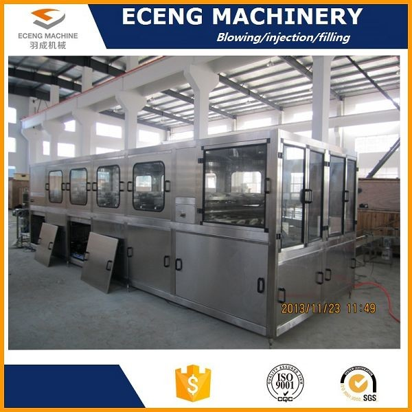 High Speed 3 In 1 Filling Machine With Automatic Washing And Capping Function