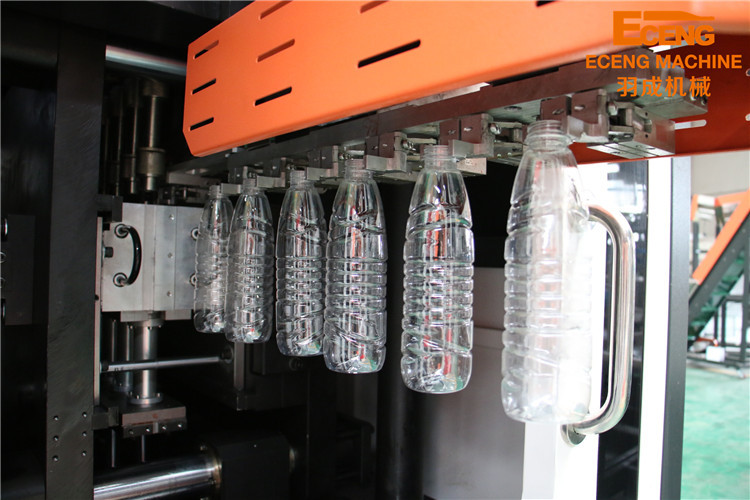 Pet Water Beverage Bottle Blow Molding Machine / Plastic Bottle Making Machine